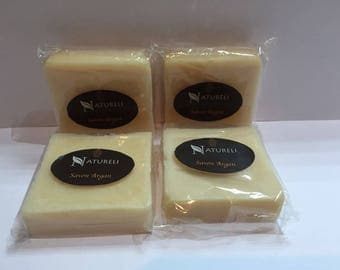 argan soap x 3 -natural