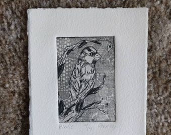Birdie Print