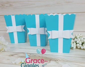 10 Bridal Shower/ Babyshower Favor Boxes