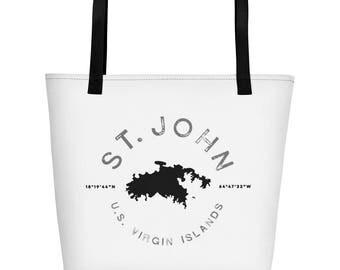 St. John Beach Bag