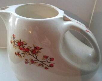 Universal Cambridge pottery pitcher