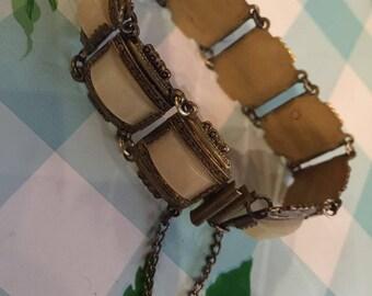 Panel bracelet
