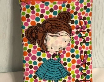 Girl Stuff Zipper Bag