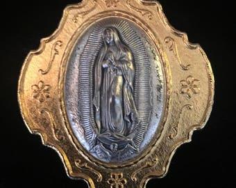 Vintage Italian Rosary Box