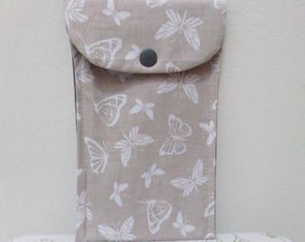 Pocket pens butterflies design