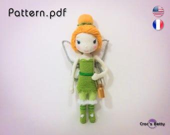 Pattern - Green Fairy (inspired)