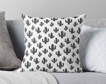 Succulent Throw Pillow | Succulent Pillow Cover | Succulent Cushion | Succulent Décor | Succulent Pillowcase | Succulent Pillow | Succulent