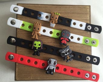 Guardians in the Galaxy Charm Bracelets PARTY FAVORS