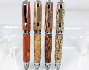 Handcrafted Cigar Pen, Ball Point Pen, Gift for Men, Gift for Him, Gift for Dad, Anniversary Gift, Teacher Gift, Boss Gift, Stocking Stuffer