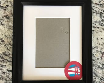 San Francisco Picture Frame