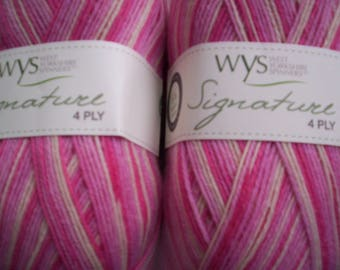West Yorkshire Spinners Signature Sock Yarn