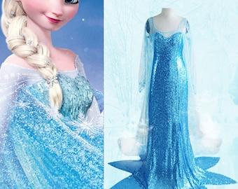 Cheap frozen dresses size 14