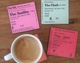 Coasters - Classic Concert Tickets, Newcastle City Hall
