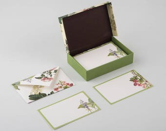 Botanical - Stationery Set