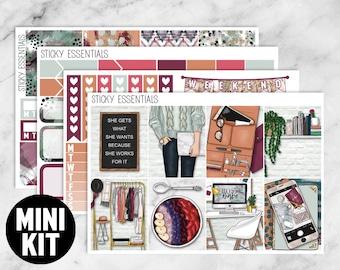 Goal Getter Mini Kit for Erin Condren Life Planner!