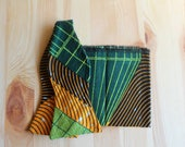 Bow Tie Gold - Gold Mens Tie - Mens Bow Tie - Gold Bow Tie - Bow Tie Men - Bow Tie Gift - Mens Gift Set - Gift Set for Men - African Gifts