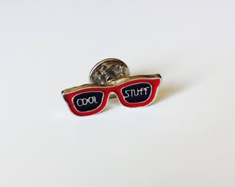 Sale | Sunglasses | Cool | Summer | Pin | Badge | Retro | Hipster | Upcycle | Accesory | Modify
