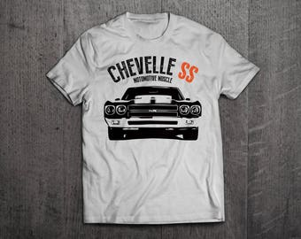 Chevy Chevelle Shirts, Chevy SS t shirts, Chevy shirts, Cars t shirts, men tshirts, women t shirts, muscle car shirts, chevrolet shirts