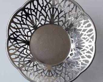 Vintage Alfro Alessi stainless steel Bowl