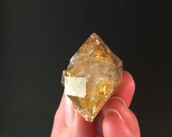 Golden Healer Herkimer Diamond