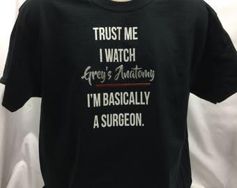 Greys Anatomy T-Shirt