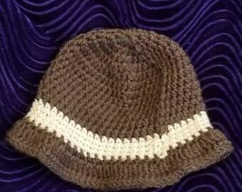 Toddler Flapper Hat