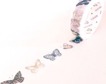 Pretty butterfly washi tape