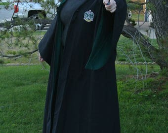 Slytherin House Student