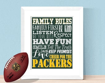 packers decor | etsy