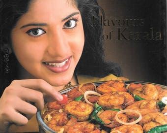 Flavours of Kerala by Hena Jacob and Salim Pushpanath