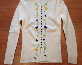 Sweater Vintage Years ' 70