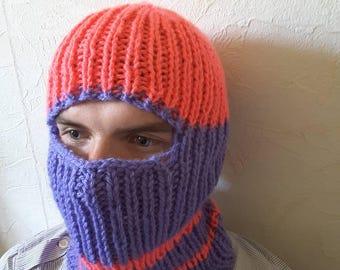 New wool blend winter balaclava cap mask hat helmet ski mask face mask