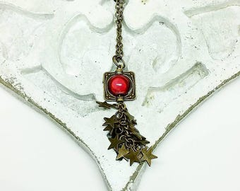 Fairy Necklace: the stars