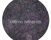 Ultimo Minerals BEWICTHED Black Matte Eye Pigment - All Natural: Chemical & Gluten Free - Free Shipping!!