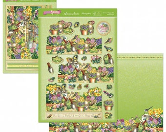 Grow a Happy Life Deco-Large Set