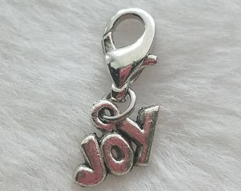 Petite Joy Charm - Clip-on - Ready to Wear