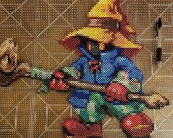 Final Fantasy IX Vivi Perler