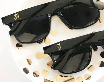 Monogram Black Sunglasses -  5 pieces