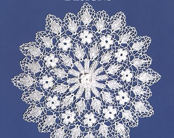 Favorite Irish Crochet Designs, by Rita Weiss