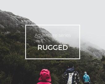 Adventure Series: Rugged LR preset