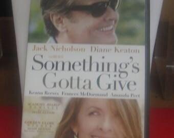 Something Gotta Give
