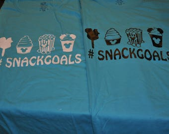 Snack Goals T-Shirt