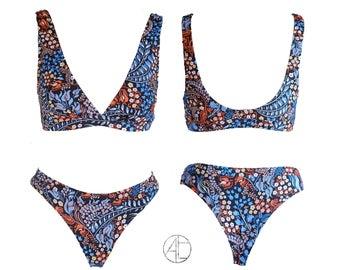 Vera high cut bikini Ready to ship