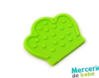 Decorative element green sewing - Ref.: V51 - B38