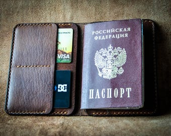 Сover for passport or notebook