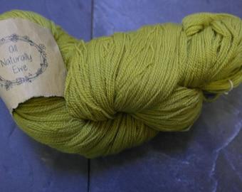 Dahlia Dyed Merino Wool Skein 800m