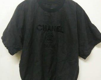 Vintage 90s Chanel Top/Tees
