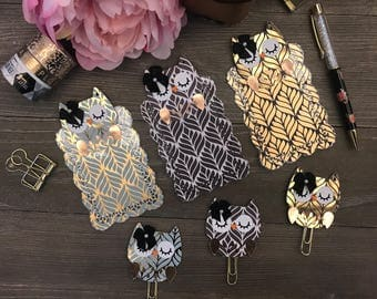 Owl TN Planner Page Marker or Planner Clip