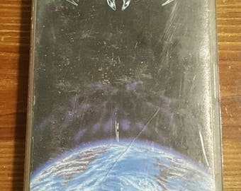 Testament The New Order Vintage 1988 Cassette Tape Heavy Metal