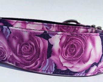 Martingale Dog Collar- For all breeds-Greyhound, Lurcher,sighthound